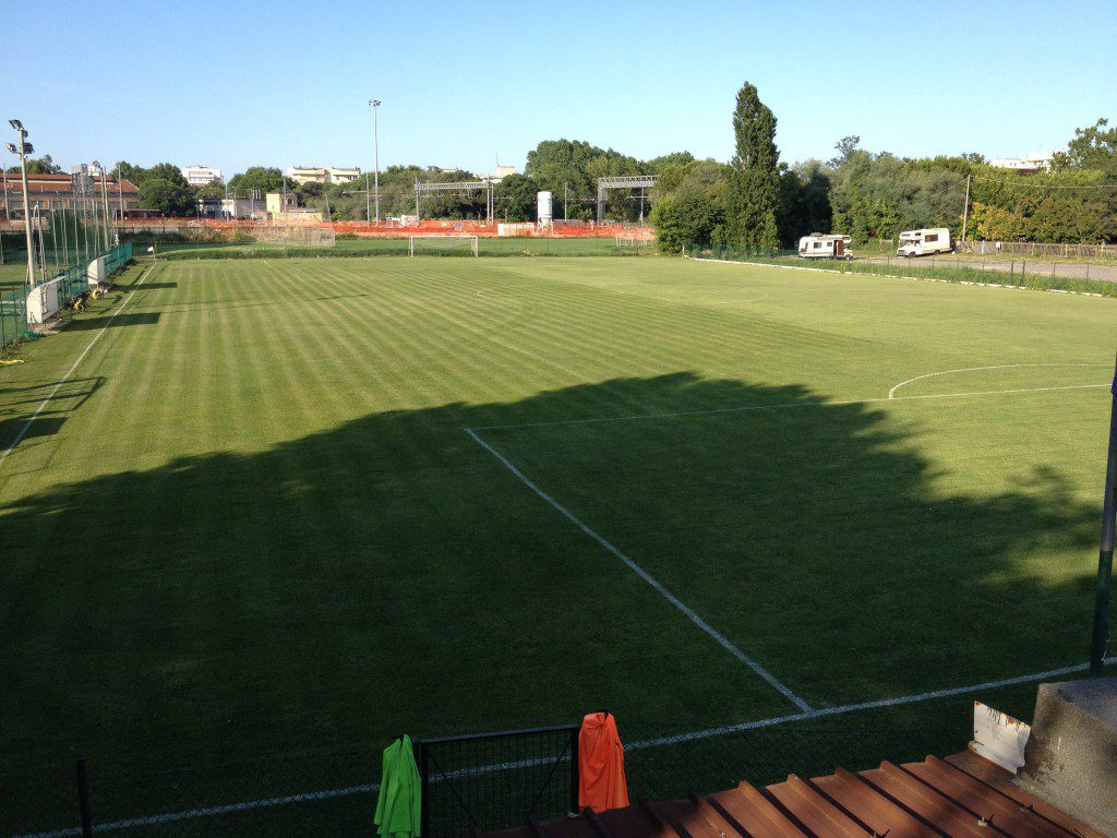 Campo Calcio 11 in erba naturale - Giovanile RImini